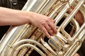 Blasmusik Tuba