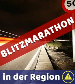Blitzermarathon in Bayern