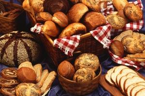 Bäckerei Brot