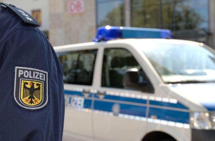 Bundespolizei Bahnhofsgebaeude
