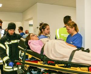 Krankenhaus Trostberg Versorgung Verletzte