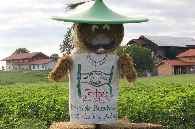 Burschenfest Eggstaett