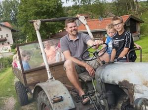 Urlaub Chiemgau Bauernhof