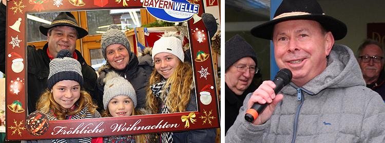 Bayernwelle am Advent der Pidinger Werkstätten 2017