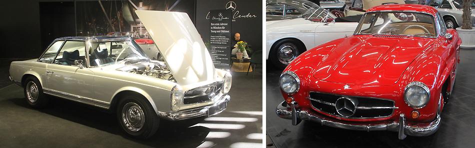 Classic Expo Oldtimermesse Salzburg 2019
