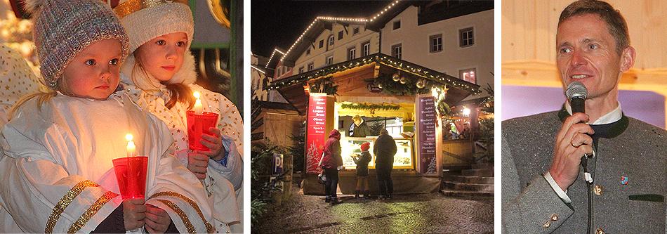 Berchtesgadener Advent 2019 Eröffnung