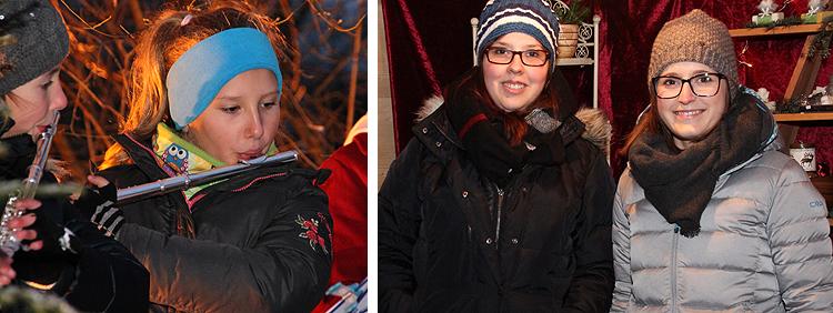Dorfweihnacht Christkindlmarkt Truchtlaching 2017