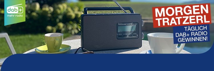 DAB+ Radio Panasonic