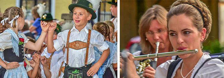 Dorffest in Vachendorf 2017