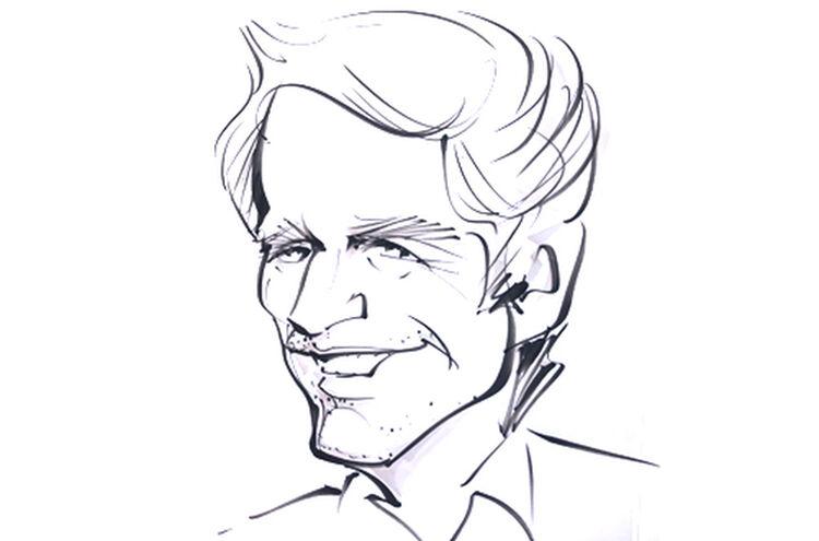 Dietmar Nagelmueller Karikatur