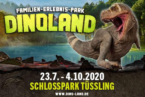 Dinoland Bayernwelle 500x333px
