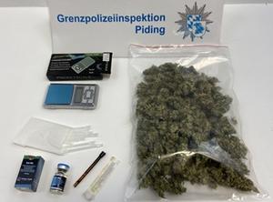 Grenzpolizei Drogen