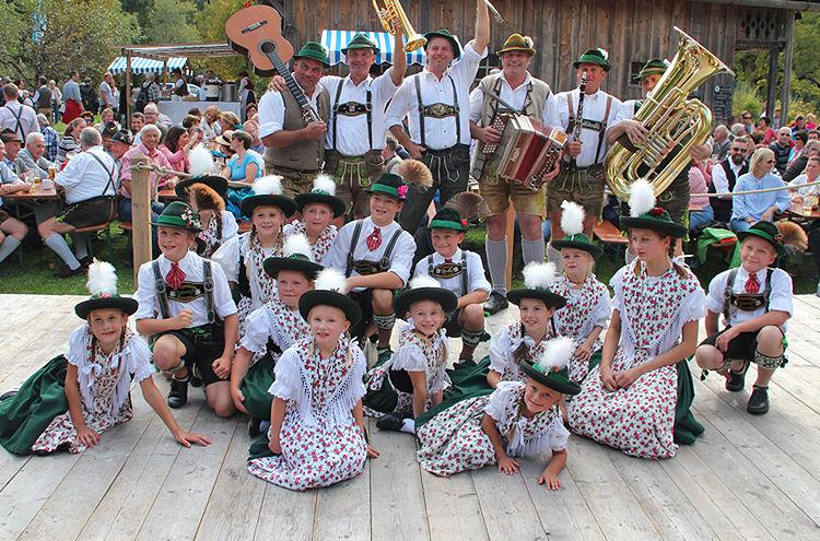 Dorffest Ramsau17 Teaser