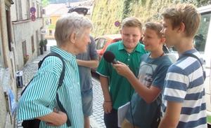 Radio on tour - Reiffenstuel Realschule Traunstein