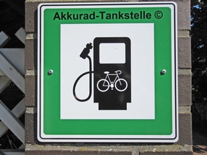 E-Bike_Ladestation