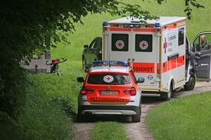Unfall E-Bike