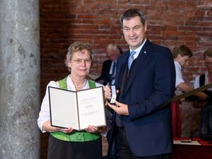 Edda Eder Auszeichnung