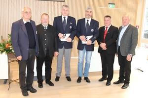 Auszeichnung Ehrenamtler Eggstätt