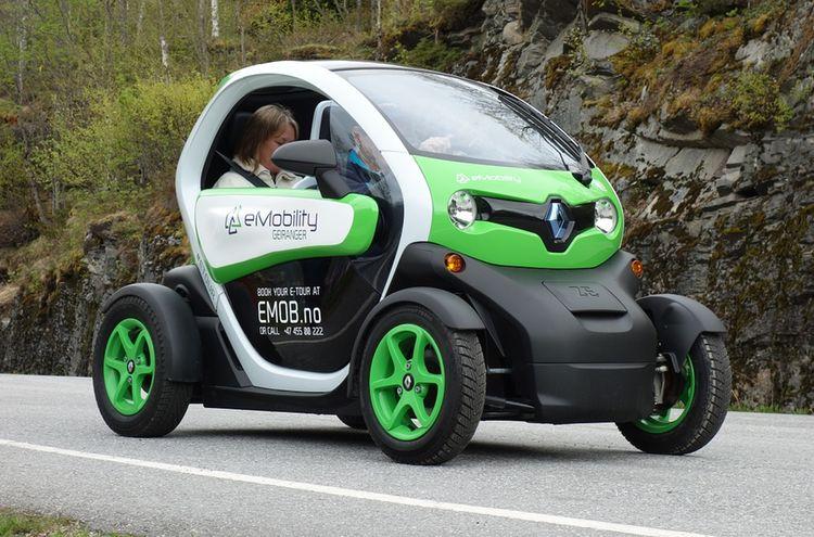 Elektro Auto