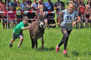 Eselrennen in Holzhausen 2019