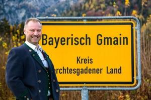 Willi Färbinger Bayerisch Gmain