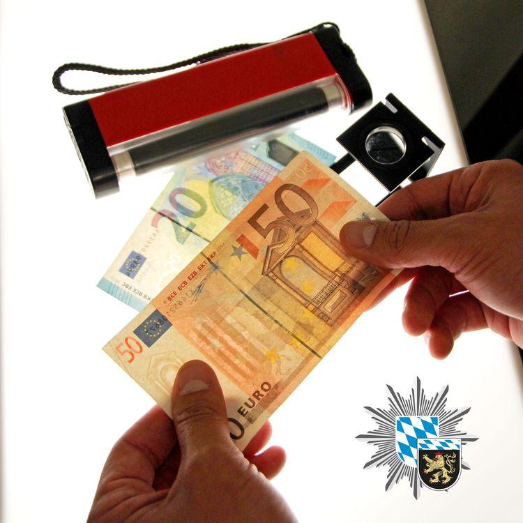 Polizei warnt vor Falschgeld