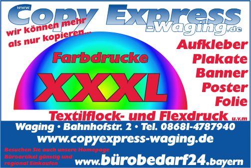 Farbdrucke Xxxl Bayernwelle