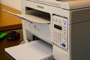 fax-drucker
