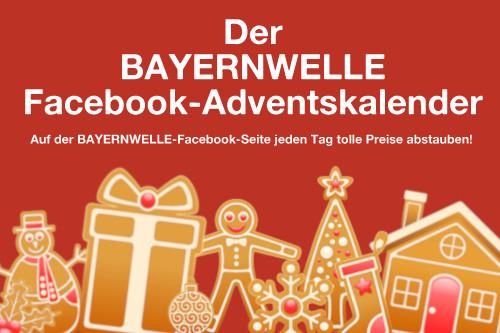 Fb Adventskalender Werbegrafik