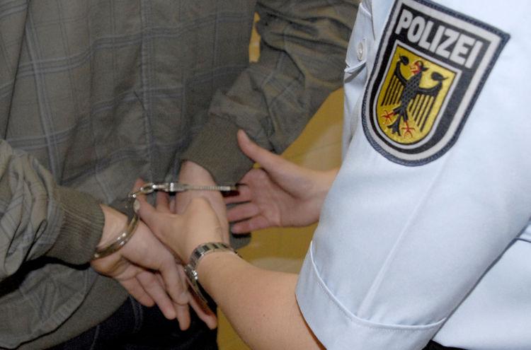 Festnahme 1