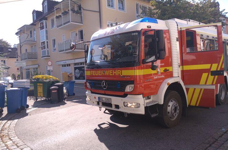 Feuerwehr Freilassing