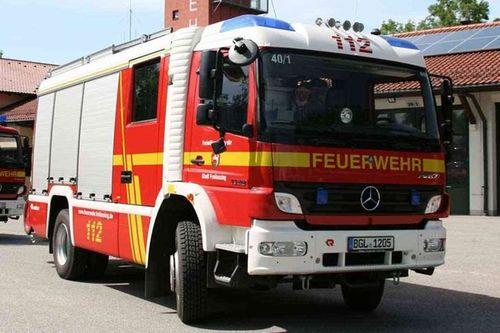 Feuerwehrauto Symbolbild