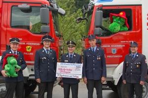 Feuerwehrspende Palling