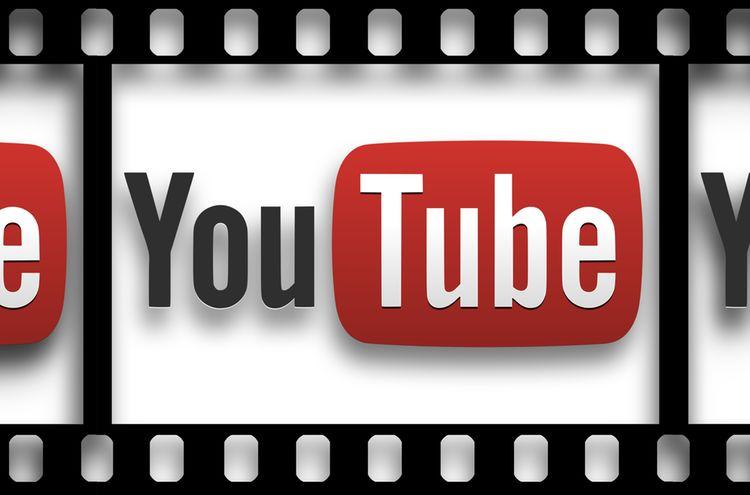 Filmstreifen Youtube