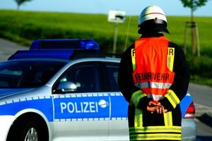 Feuerwehr Polizei