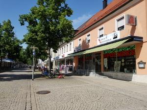 Freilassing Fußgängerzone 1