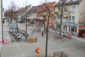 Freilassing Fußgängerzone