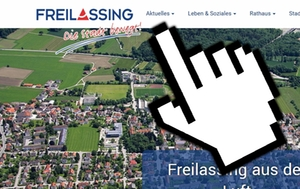 service portal freilassing