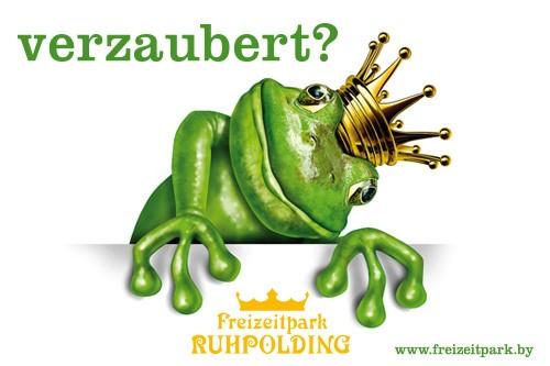 Freizeitpark Ruhpolding Frosch