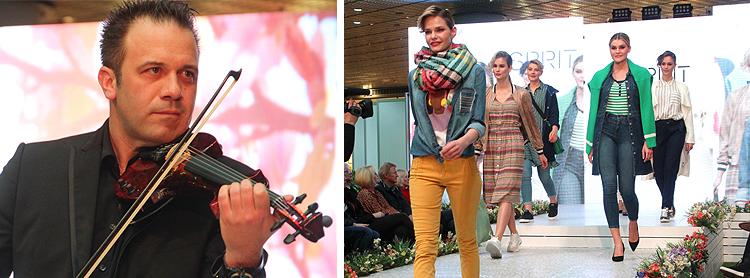 Fashion Show Frühling 2019 Europark Salzburg