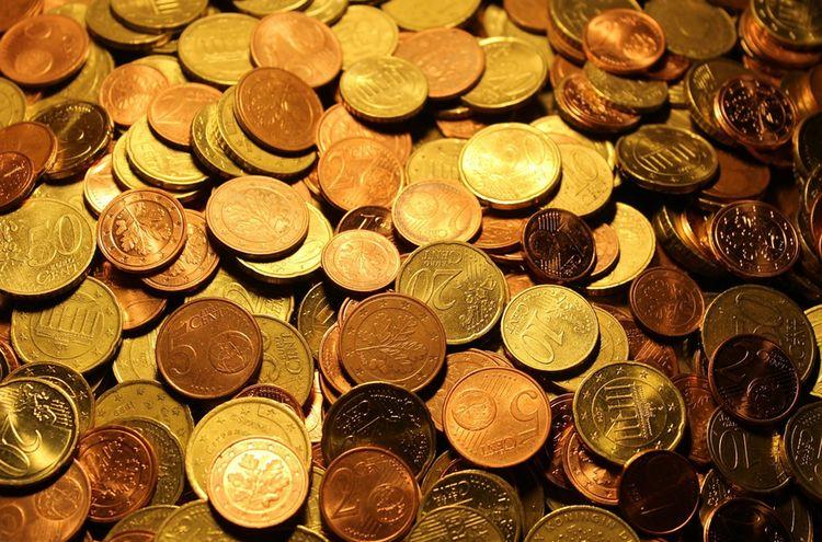 Geld Muenzen