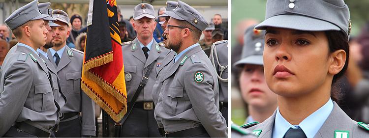 Gelöbnis Gebirgsjägerbataillons 232 in Freilassing 2019