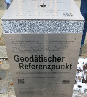 Geodätischer Referenzpunkt