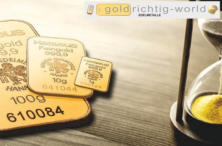 Goldrichtig Top Themen Gewinnspiel