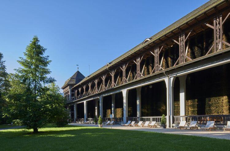 Gradierhaus Badreichenhall