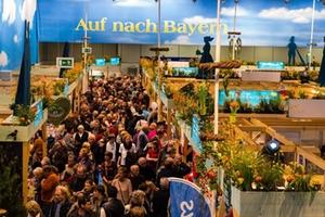 Grüne Woche Bayernhalle