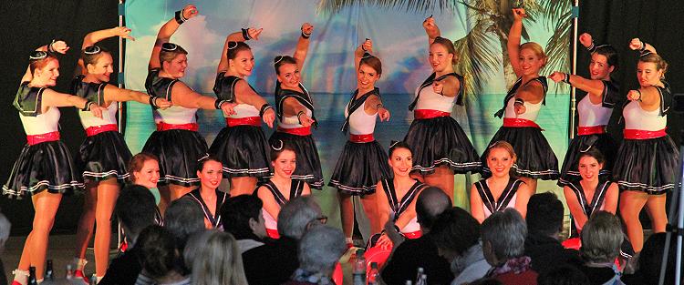 Traditionelles Gardetreffen 2018 in Grabenstätt