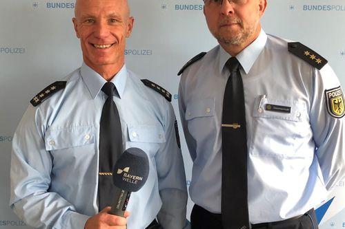 Halbjahresbilanz Bundespolizei Freilassing 1 1