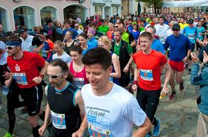 Halbmarathon Traunstein