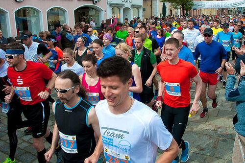 Halbmarathon 750
